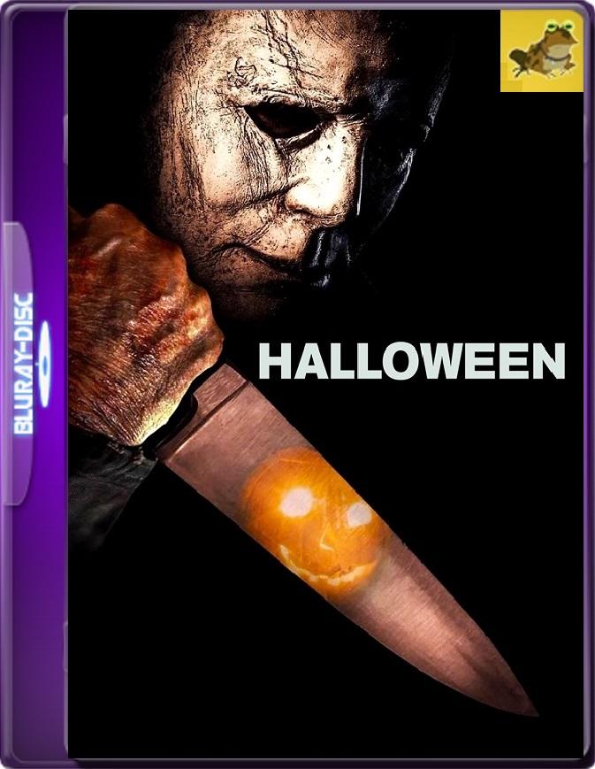 Halloween (2018) Brrip 1080p (60 FPS) Latino / Inglés