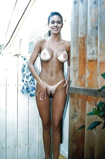 Busty public nudity-6066