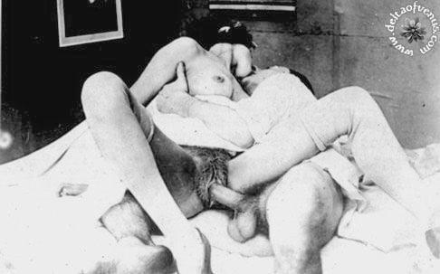 Vintage hairy nude-1926