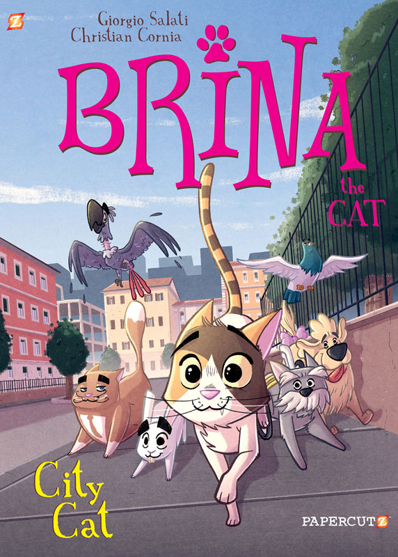 Brina the Cat 01-02 (2020)