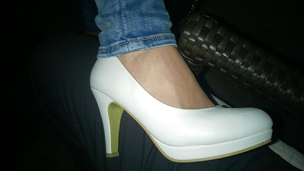 Lesbian foot fetish nylon-4385