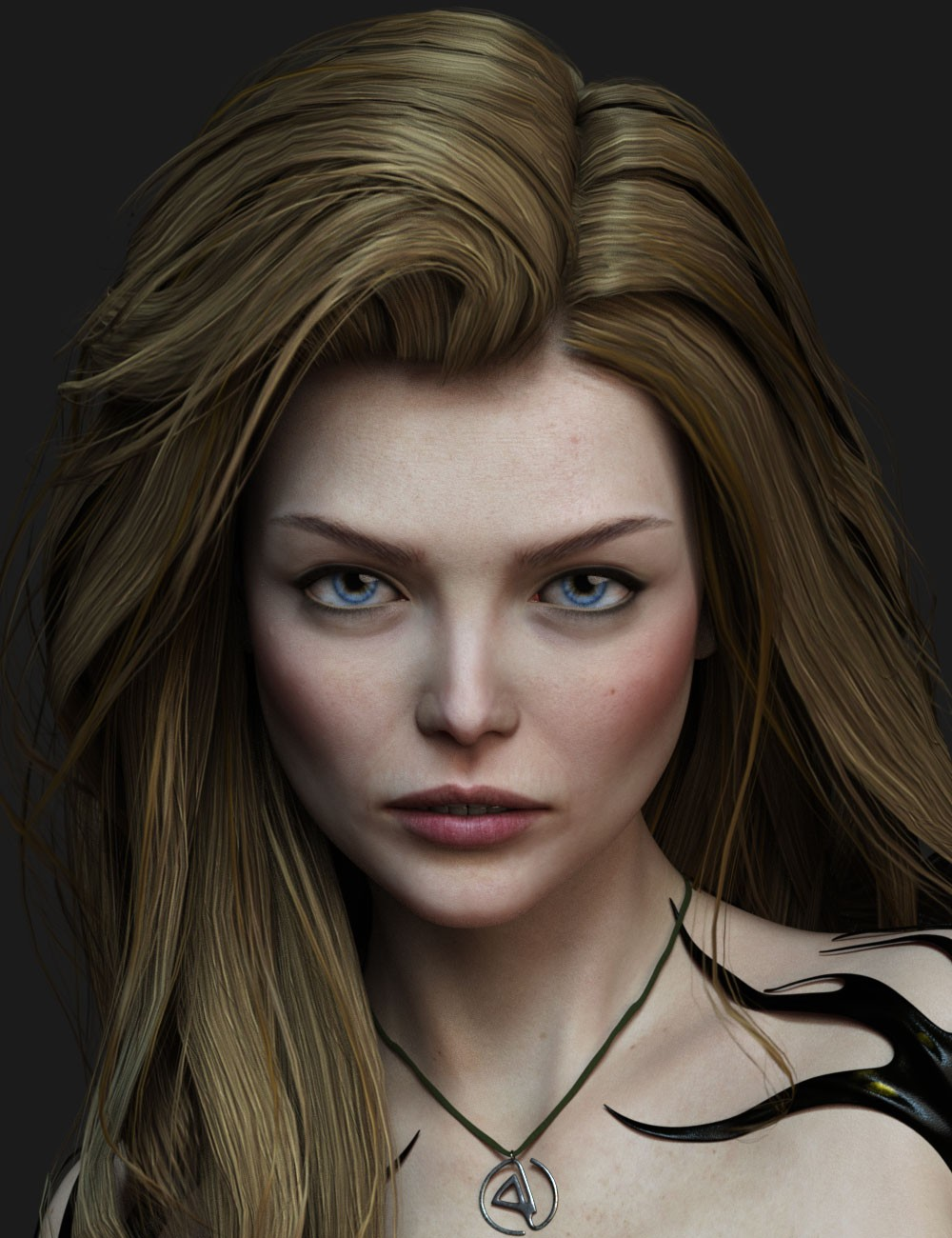 Juniper HD for Genesis 8 Female