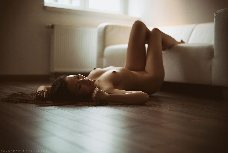 Taisia Kovchak nude by Alex Heitz