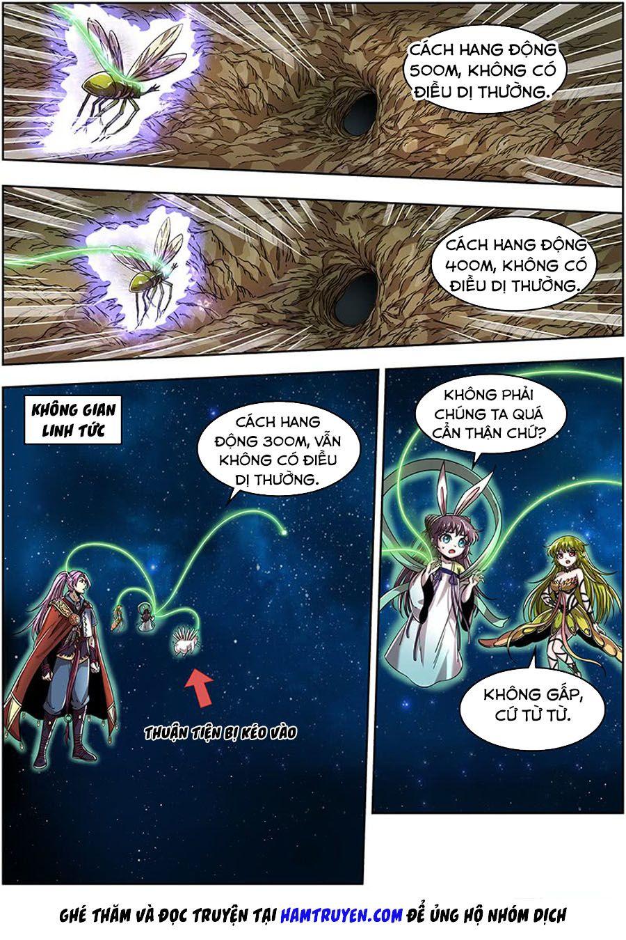 Ngự Linh Thế Giới Chapter 387 - Trang 6