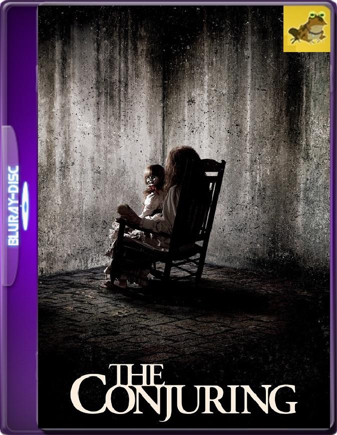 El Conjuro (2013) Brrip 1080p (60 FPS) Latino / Inglés