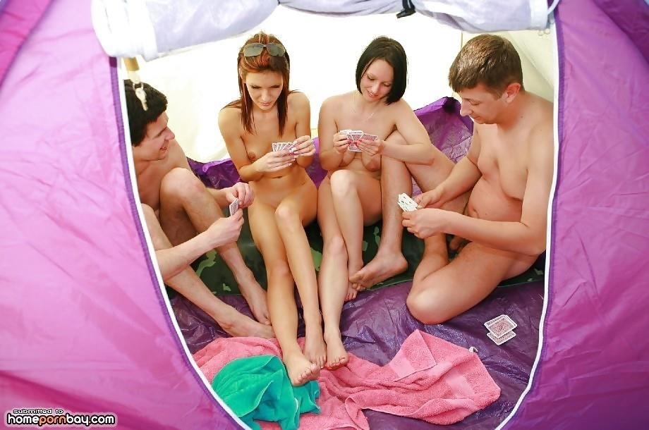 Outdoor nude babe-6597
