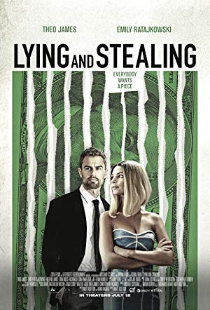 Lying and Stealing 2019 BRRip XviD AC3-EVO