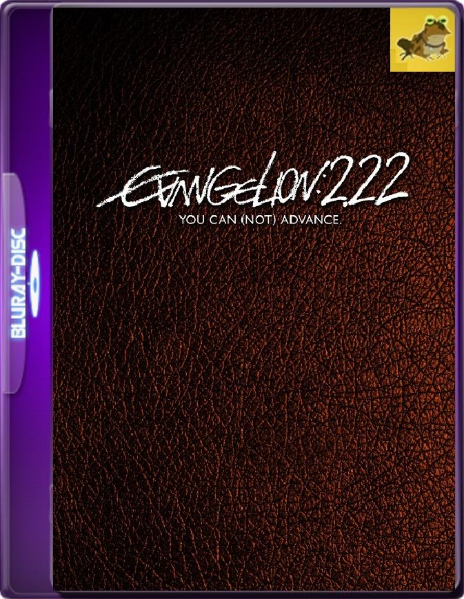 Evangelion 2.22: You Can (Not) Advance (2009) Brrip 1080p (60 FPS) Latino / Japonés