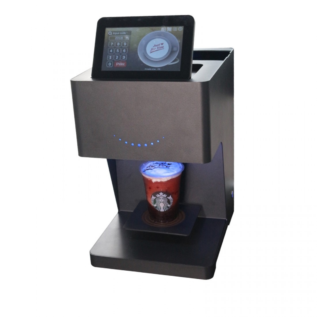 GNFEI Technology Co., Ltd Presents Several Modern Coffee Printers To Allow People Customize Their Beverages Easily