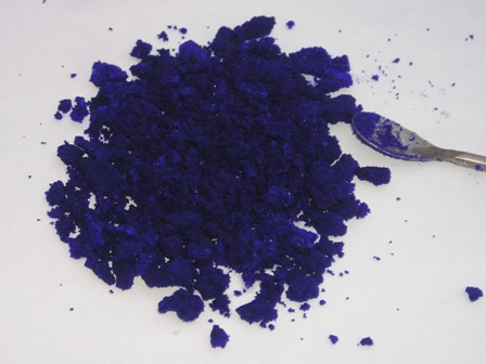 Tetramminorame solfato 3