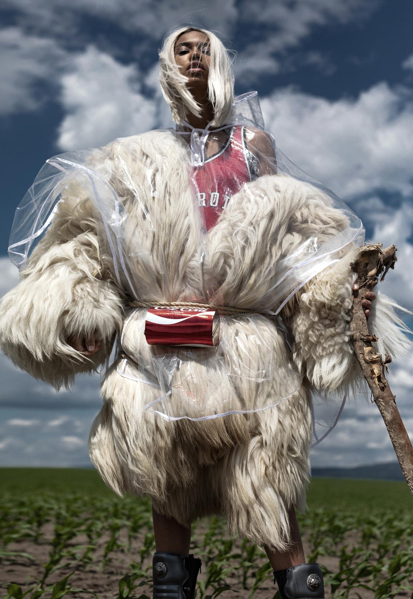 Нетрадиционный взгляд на модную одежду / фото 21