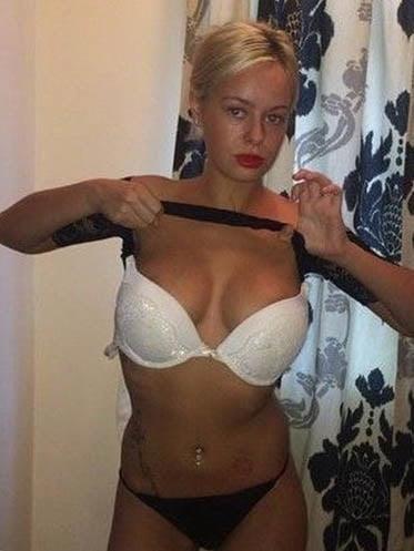 Hot female nude selfies-2607