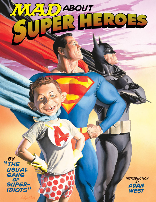 MAD About Superheroes (2002)
