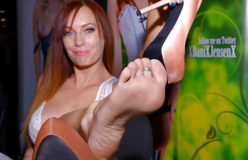 Dani jensen lesbian feet-2002