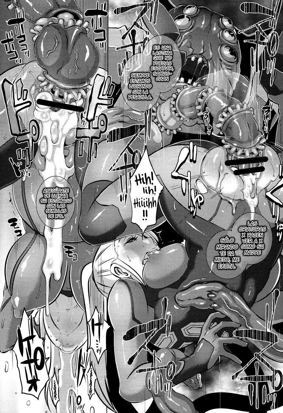 Metroid XXX Chapter-1 - 25
