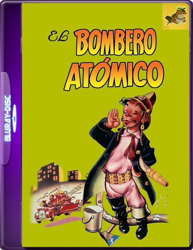 El Bombero Atómico (1952) WEB-DL 1080p (60 FPS) Latino