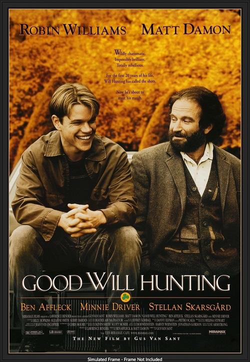 Buntownik z wyboru / Good Will Hunting (1997) V2.MULTi.720p.BluRay.x264.DTS.AC3-DENDA / LEKTOR i NAPISY PL + m720p