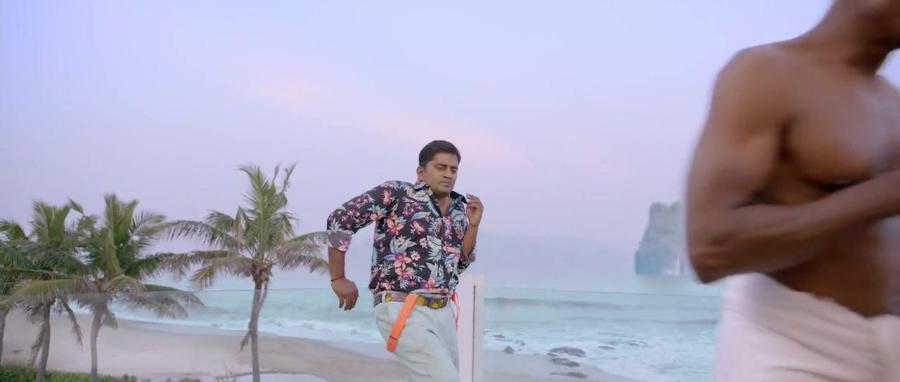 Iruttu Araiyil Murattu Kuththu (2018) UNCUT 720p HDRip x264 [Dual Audio][Hindi+Tamil] DM Exclusive