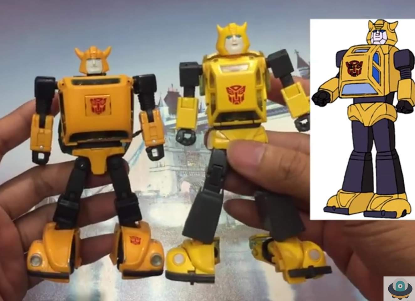 [Masterpiece] MP-45 Bumblebee/Bourdon v2.0 - Page 2 PTn0m3kg_o
