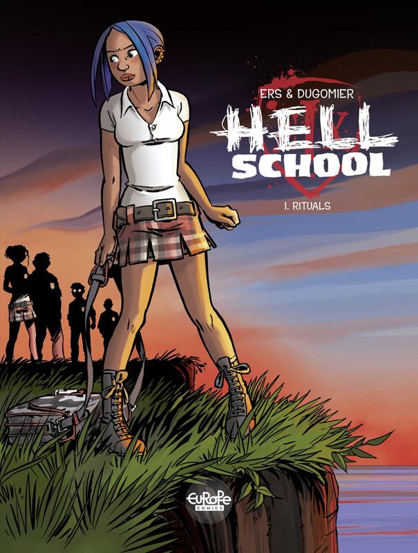 Hell School v01-v03 (2019)