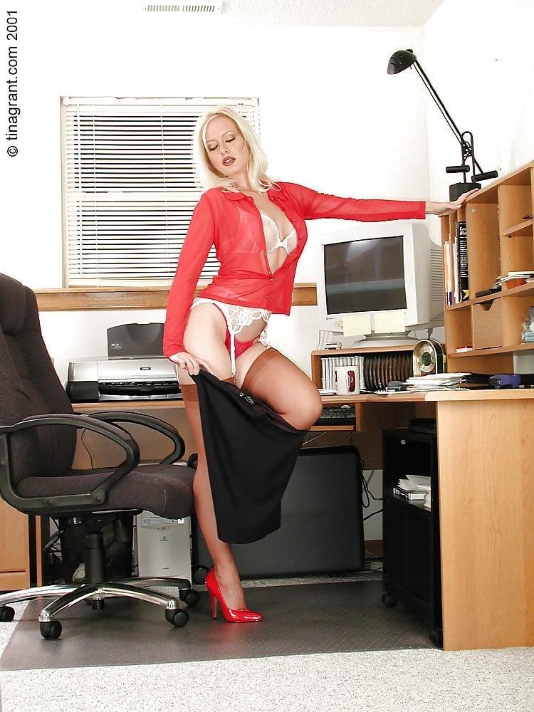 Lesbian secretary pics-4787