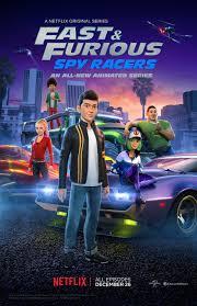 Fast Furious Spy Racers | S01-S03 | 1080p | DUAL NF WEB-DL | H264 EAC3 5.1 - | HdT