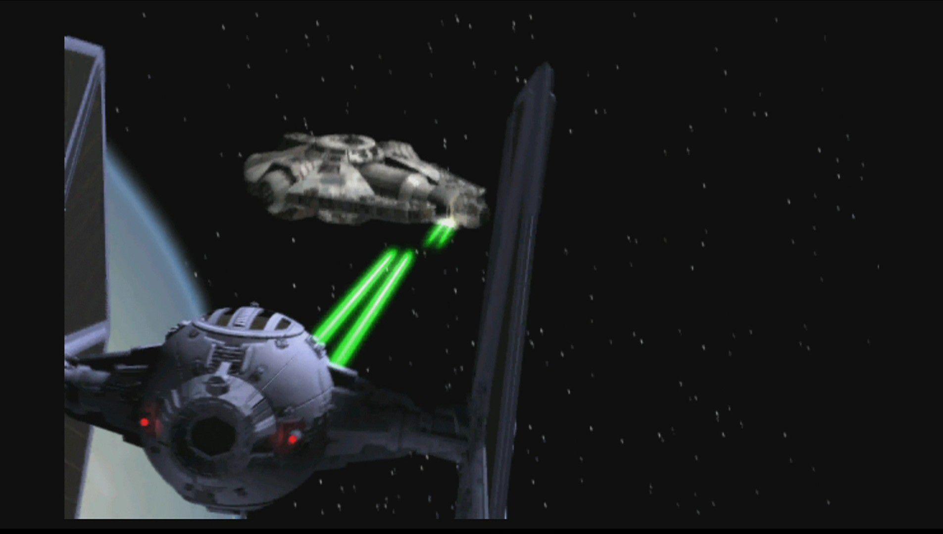 STAR WARS – X-Wing Alliance Captura 3