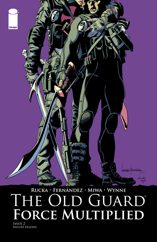 The Old Guard - Force Multiplied #1-2 (2019-2020)