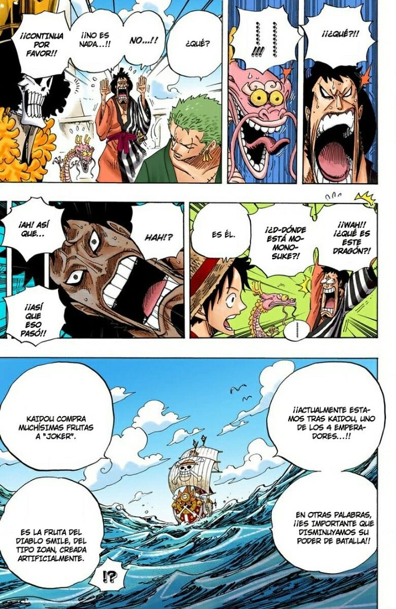 One Piece Manga 698-699 [Full Color] [Punk Hazard] MysLP6Sa_o
