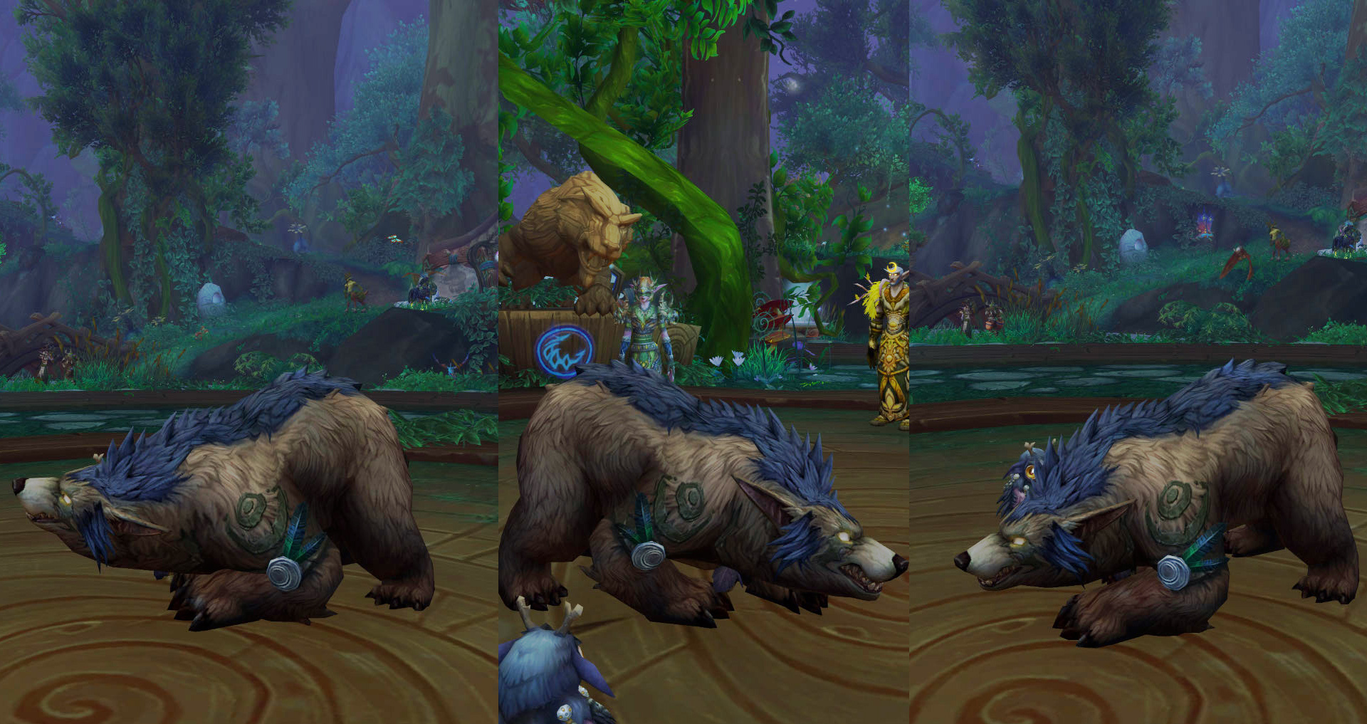 New Guardian Bear Stance on BFA Alpha