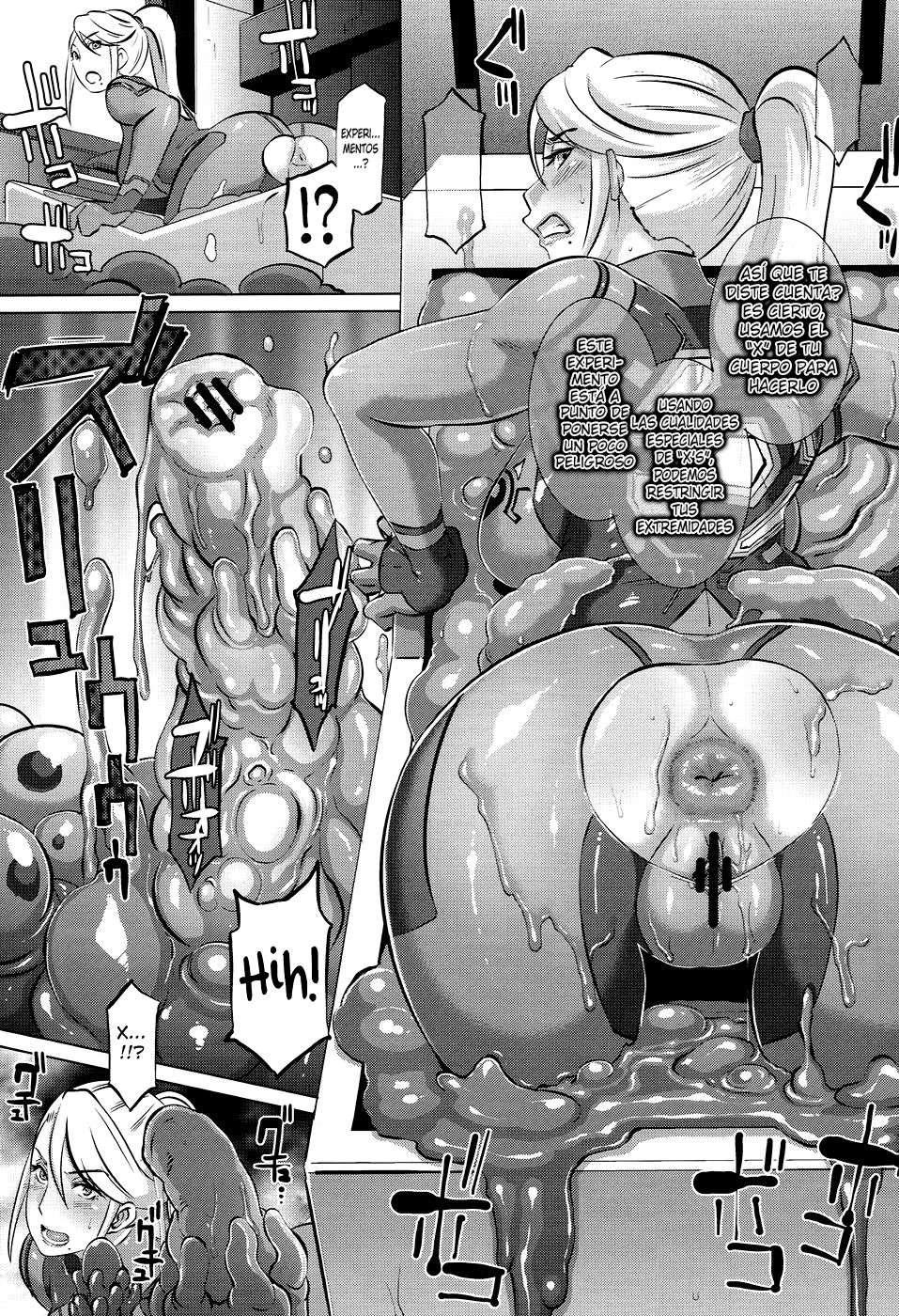 Metroid XXX Chapter-1 - 14
