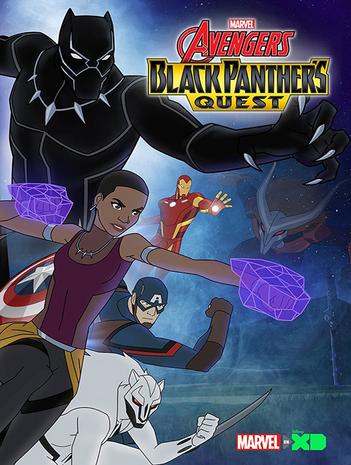 Marvels Avengers Assemble [م5] [مدبلج] [1080p]