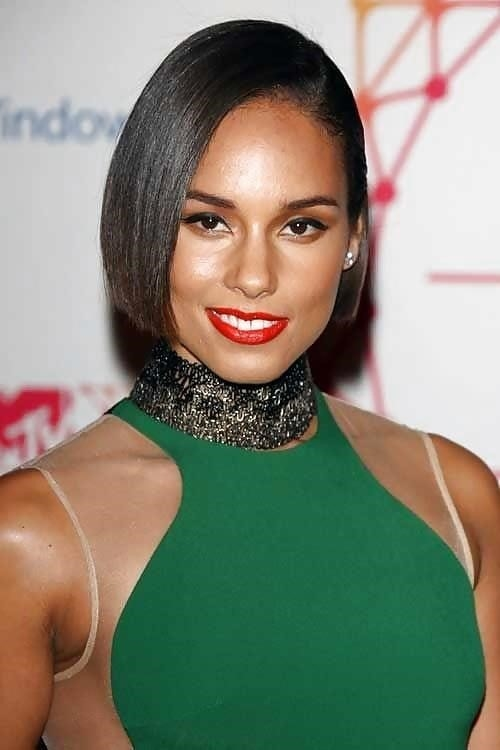 Different short hairstyles for black ladies-6849