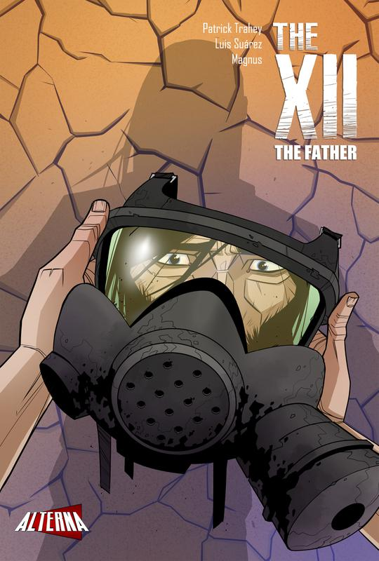 The XII - The Father #1-5 (2017) Complete