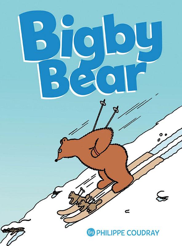Bigby Bear 01 (2019)