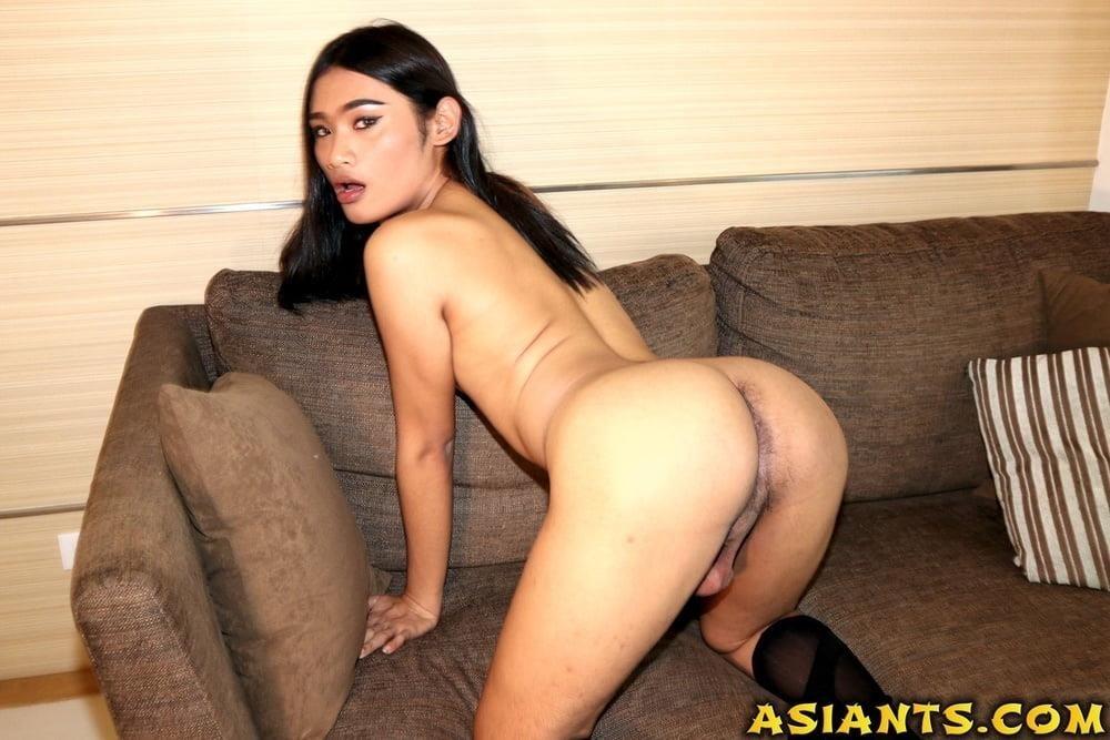 Ladyboy with girl porn-5750