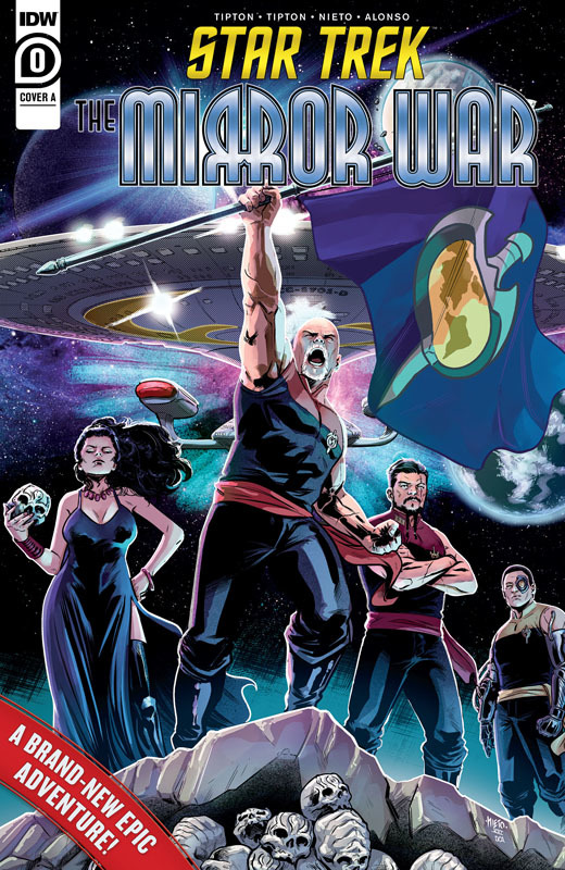 Star Trek - The Mirror War #0-1 (2021)