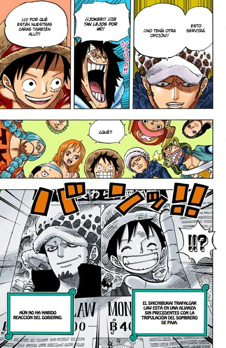 One Piece Manga 698-699 [Full Color] [Punk Hazard] WsYN5D0a_o
