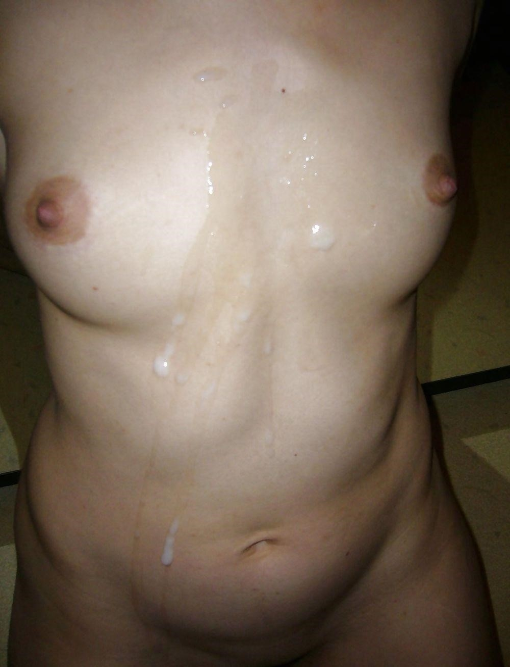 Real amateur threesome-9567