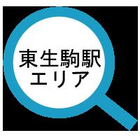 東生駒駅周辺のお部屋探し・下宿・一人暮らし賃貸情報