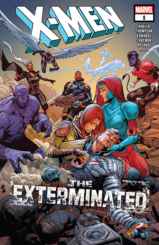 X-Men - The Exterminated 001 (2018)