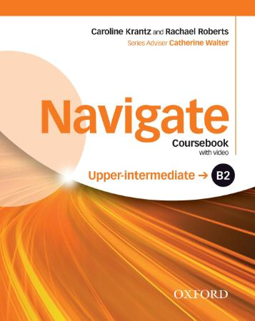 Oxford Navigate B2 Upper intermediate Coursebook