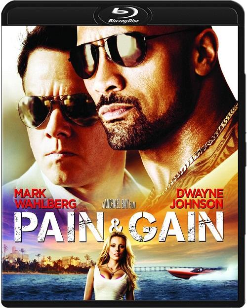 Sztanga i cash / Pain & Gain (2013) MULTi.720p.BluRay.x264.DTS.AC3-DENDA / LEKTOR i NAPISY PL