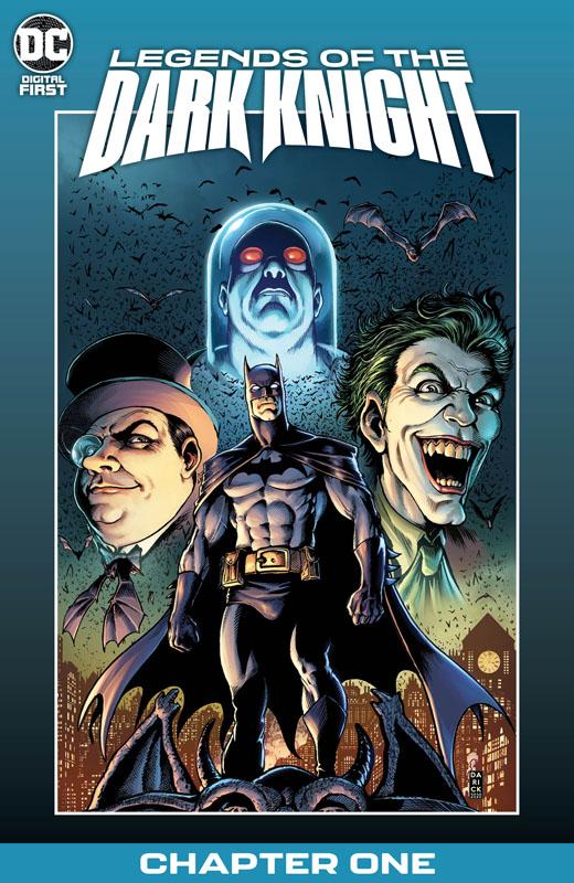 Legends of the Dark Knight #1-16 (2021)