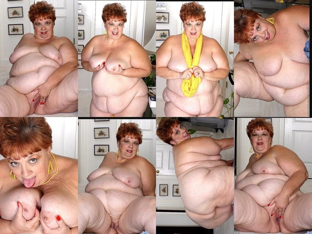 Sexy fat white women-7650