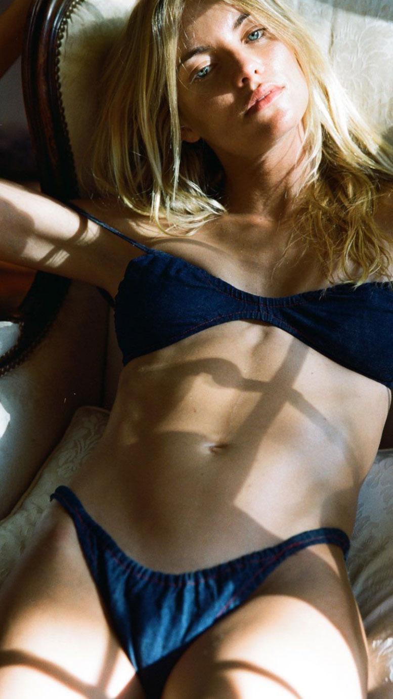 австралийская модель Элиз Тейлор / Elyse Taylor by Cameron Hammond - Playboy US march/april 2018