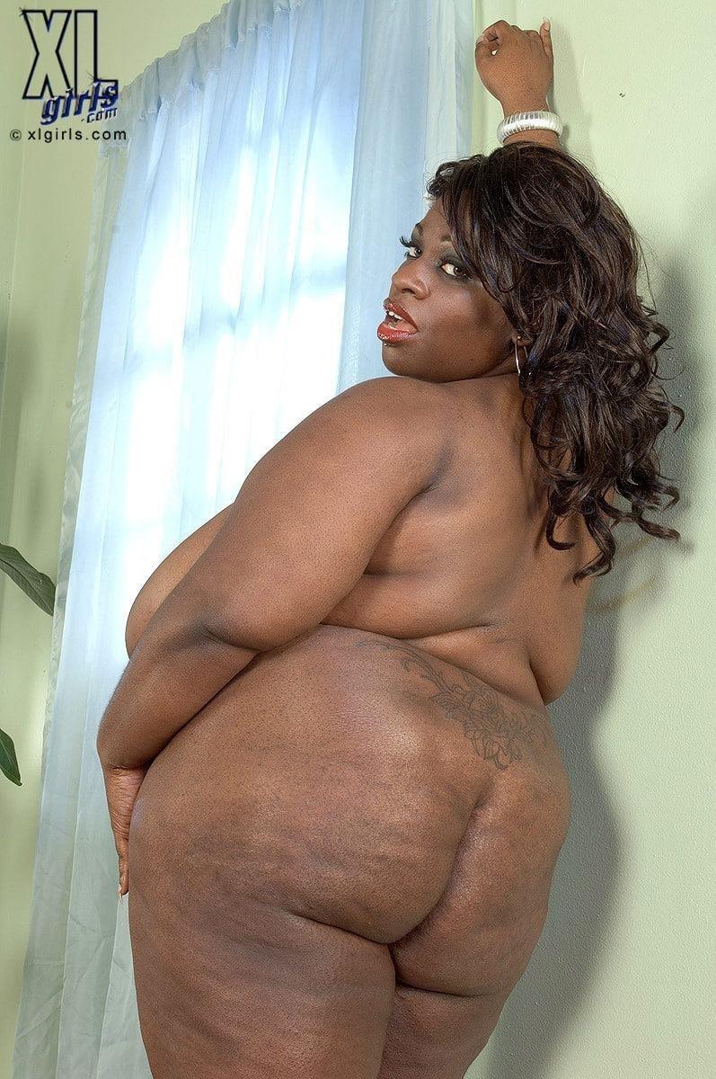 Fat black girl orgy-3731