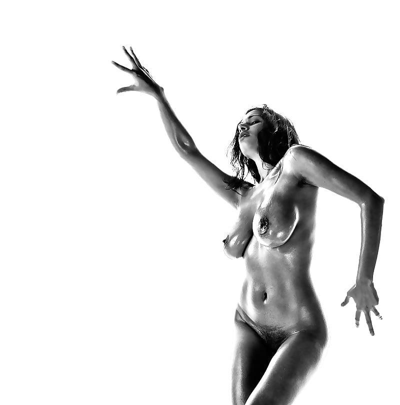 Big boobs nude model-2743