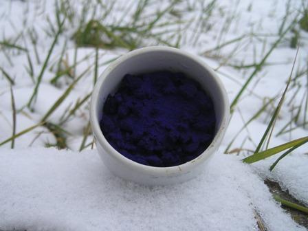Tetramminorame solfato 2