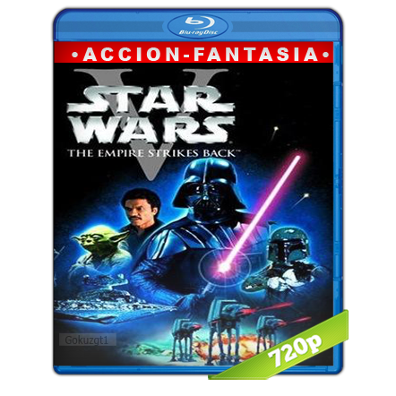 Star Wars Episodio V El Imperio Contraataca (1980) BRRip 720p Audio Trial Latino-Castellano-Ingles 5.1